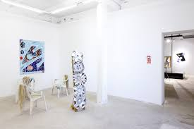 contemporary art furniture. Contemporary Art Centre, Riga, 2018. Photo: Ansis Starks. Courtesy: Kim?  Riga. \u201c Contemporary Art Furniture