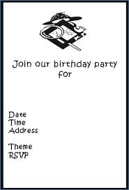 black and white birthday cards printable hallmark birthday invitations free printable black and white