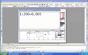 Autocad Xp Scale Chart Autocad Implementing Scales In Drawings E G 1 200