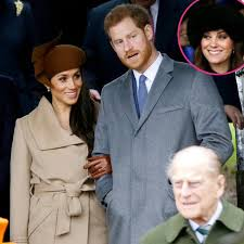 She married prince harry in 2018. Meghan Markle Prince Harry Surprised Duchess Kate On Her Birthday