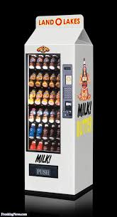 Milk In Vending Machines Stunning Funny Vending Pictures Freaking News