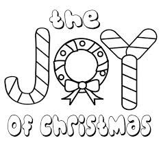 Small Picture The Joy of Christmas for Everyone Colouring Page Fun Colouring