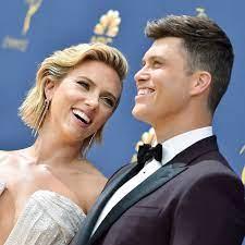 Scarlett Johansson and her husband ...