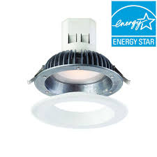 warm white led recessed light with 93 cri 3000k j box no can needed ev608941wh30 the home depot