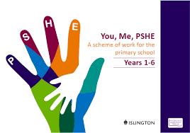 You, Me, PSHE Thursday 3 November, 1.30 – 4.00