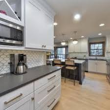 Creativity Light Hardwood Floors In Kitchen Lovely Gray With White Cabinetry And Models Design
