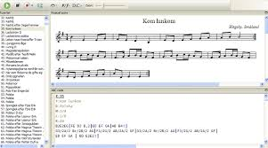 musical sheet 7 tools to write your own sheet music
