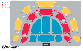 Love Show Seating Chart Sheffield City Hall Oval Hall Sheffield Tickets