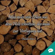 Theodor Storm Leben Weisheit Holz Deutsche Sprüche Xxl