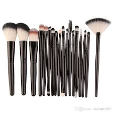 makeup brushes set eyebrow eyeshadow eeylash eyeliner powder glooming blush sponge blending beauty women cosmetic make up tools makeup cases makeup set from