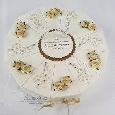 Die diamantene hochzeit ist ein ganz besonderes jubiläum: Schachteltorte Goldene Hochzeit Geldgeschenkidee Im Vintagestil Creativanita