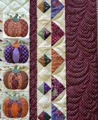 682 best Quilt Borders images on Pinterest | Quilting ideas ... & close up, Harvest of Hope quilt by Sew'n Wild Oaks Adamdwight.com