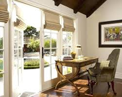office french doors. Office Door Curtains Charming French Curtain Rod Designs Traditional Home Roman Shades . Doors I
