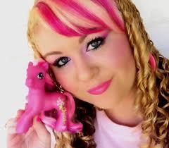 cheerilee my little pony makeup tutorial