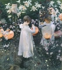 john singer sargent carnation lily lily rose 1885 6