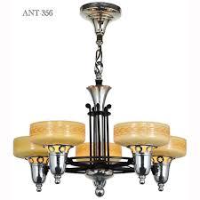vintage art deco chandeliers antique art deco chandelier antique furniture