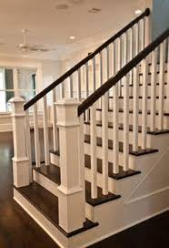 27 Painted Staircase Ideas Which Make Your Stairs Look New | Paint stairs,  Stair case and Craftsman