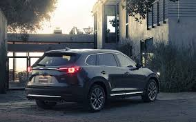 mazda new car release2018 Mazda CX 9 Review Changes and Release Date  New Concept Cars