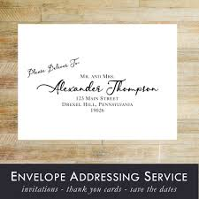 Envelopes Address Print Printing Addresses On Wedding Invitations Mailing Labels For