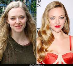 captivating photos of celebrities with and without makeup