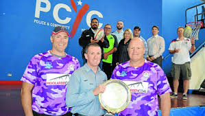 fun and games for cops mudgee guardian fun and games for cops