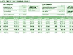 download amortization schedule car loan amortization schedule template