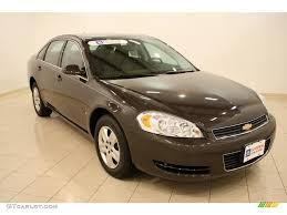 2008 Mocha Bronze Metallic Chevrolet Impala LS #36064433 ...