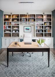 bookcases for home office. Office Built Ins With Medium Tone Wood St Andard Bookcases Home Transitional And Bookcase Sconce For U