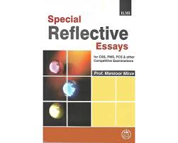 special reflective essays