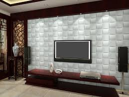 tv stand creative 3d wall panels