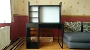 micke black brown desk workstation desk add on unit black brown ikea micke black brown modern micke black brown desk