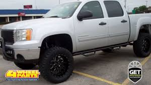 GMC Sierra, Chevy Silverado Parts Austin TX 4 Wheel Parts - YouTube