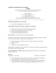 Resume Examples Chronological And Functional - Dogging #b88E79E90Ab2