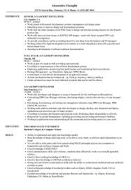 Javascript Resume JavaScript Developer Resume Samples Velvet Jobs 5