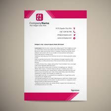 Business Letterhead Business Letter Head Condo Financials Com