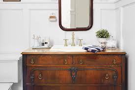 13 lovely solid wood bathroom vanities made in usa for 2018