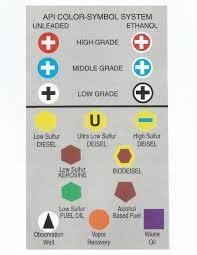 Gasoline Color Codes 54436 Metabluedb
