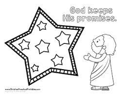 Abraham Bible Printables