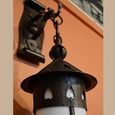 gustav stickley lighting