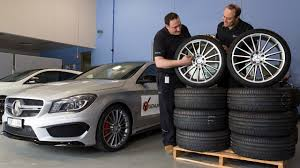 BMW Convertible best tires for bmw : Genuine is best - FAKE wheels fail safety test - YouTube