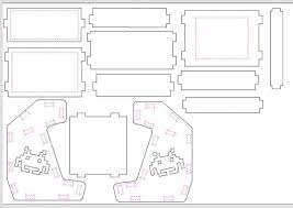 final design exceptional bartop arcade cabinet plans pdf awesome