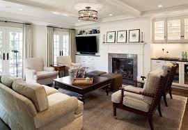 furniture ideas for family room. family room furniture ideas remodel featuring custom oak floors a coffered ceiling wet bar and gas fireplace for