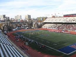 Penn And Franklin Field History Everywhere Stadium And