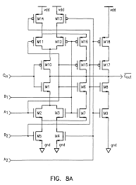 Patent ep0764300b1 alternating polarity carry look ahead adder drawing online electronics ponents oscillator circuit