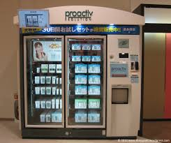 Proactiv Vending Machine Near Me Cool Vending Machine For Beauty Products © 48 Wwwthejapanswordpress