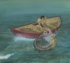 Resultado de imagen de el pescador y su mujer