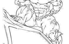 Small Picture The Hulk Coloring Pages Click To See Printable Version Of