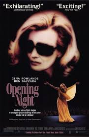 "Gena Rowlands in ""Opening Night"" 
