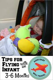 flying with baby tips for flying with