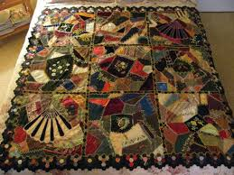 Best 25+ Victorian quilts ideas on Pinterest | Crazy quilting ... & A Blog about Crazy Quilts and Embroidery, Birds and Nature, and a little  about Adamdwight.com